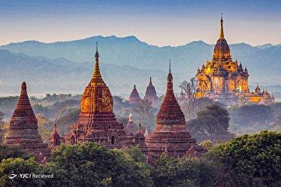 باگان؛ شهر هزار معبد در میانمار