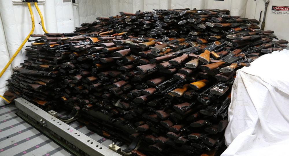 دستور مقام معظم رهبری مبنی بر مبارزه با قاچاق اسلحه به کجا رسید؟ / رئیس پلیس پایتخت: افزایش ۲۶ درصدی کشف سلاح نسبت به پارسال/ اجرای طرح ناظر ۱ و ۲ در پلیس امینت تهران