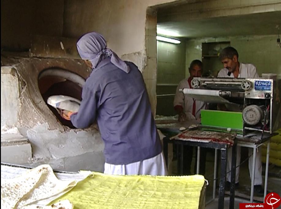 هنری به قدمت تاریخ/ بانوان روستای گلابر خالق تنورهای هستند که مشتریان خاص از سراسر کشور دارند