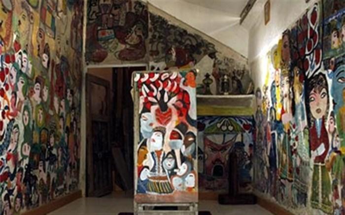 موزهای که بر ستون خودباوری استوار شده است