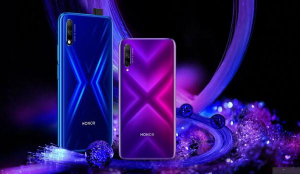 فروش ۱۰۰۰۰۰ دستگاه Honor 9X تنها در ۲ دقیقه