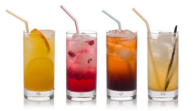 انواع شربت و نوشیدنی تابستانی در بازار چند؟ + قبمت