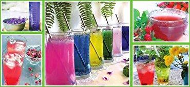 باشگاه خبرنگاران -انواع شربتهای خانگی و گیاهی مخصوص فصل تابستان + طرز تهیه