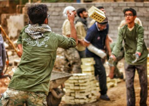نگاهی به تاریخچه اردوهای جهادی؛ از سنگر سازان تا میهن سازان