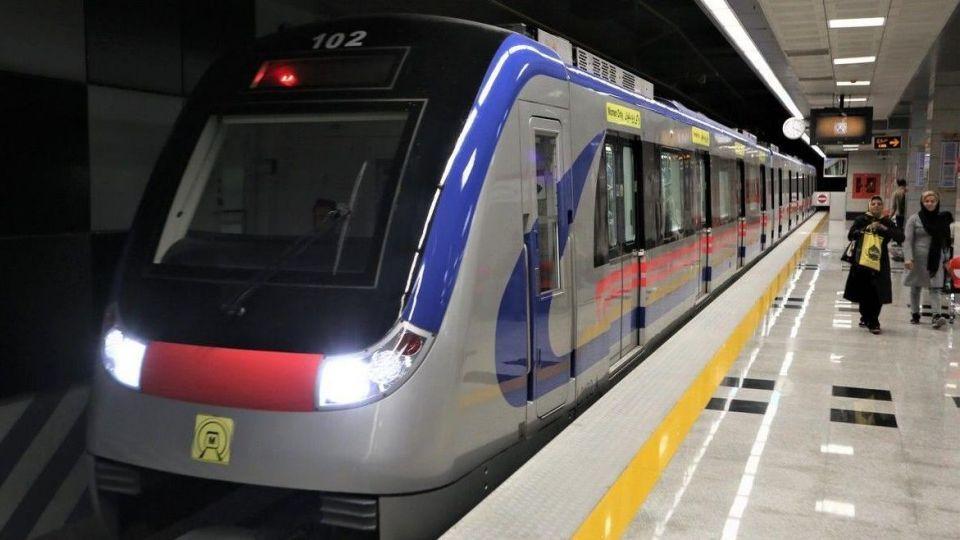 افزایش ایستگاههای مترو منطقه ۲ در سال ۹۸