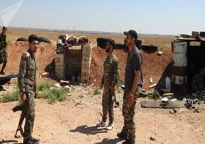 محاصره بیش از ۵ هزار تروریست در حومه حماه