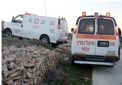 انفجار در شهرکی صهیونیستنشین در کرانه باختری