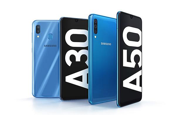 رونمایی از Galaxy A30s و Galaxy A50s توسط سامسونگ