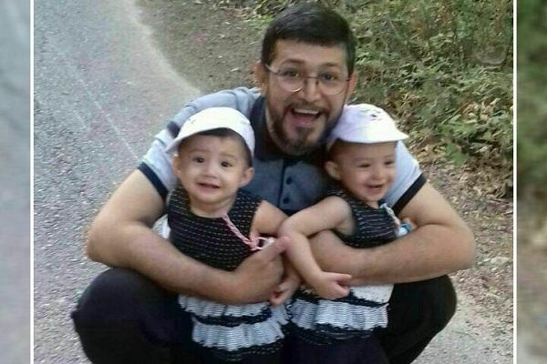 تصاویری از حاج محمد پورهنگ شهید مدافع حرم  قبل از شهادت در روز عید غدیر