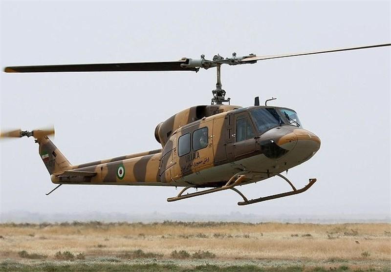 اعزام ۳ فروند بالگرد هوانیروز برای مهار آتش سوزی جنکل های ارسباران