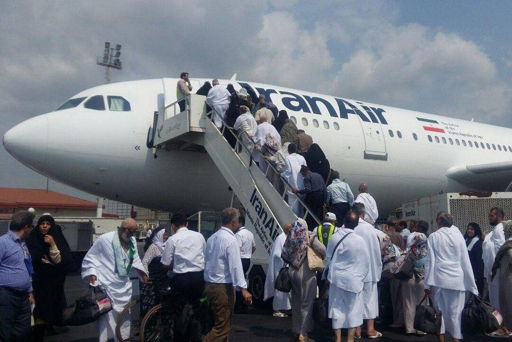 بازگشت بیش از ۲۵ هزار و ۱۹۲ حاجی به کشور