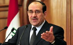 نوری المالکی: پاسخ عراق به اسرائیل سخت خواهد بود