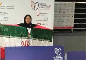 بانوی ورزشکار فارس قهرمان دارت جهان شد