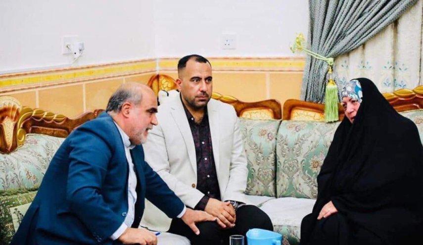 حقیقت قضیه ضرب و جرح زائر زن عراقی در فرودگاه مشهد فاش شذ