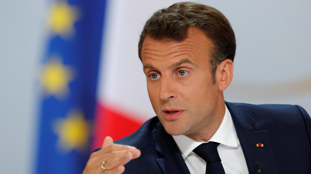افشای جزئیات بسته پیشنهادی فرانسه به ایران توسط المانیتور