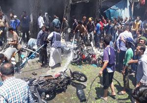 ۱۵ زخمی در انفجار موتورسیکلت بمب گذاری شده در عراق
