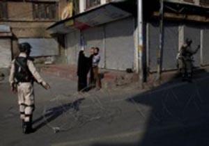 افزایش تدابیر امنیتی در کشمیر در پی فراخوان برای راهپیمایی