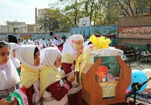 برپایی جشن عاطفهها در بیش از ۲۰۰ پایگاه در مدارس ملایر