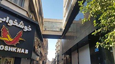 باشگاه خبرنگاران - شرکت نفت چگونه یک کوچه را به «یغما» برد؟ / تخلف آشکار ساختمان سازی دولتیها در تهران