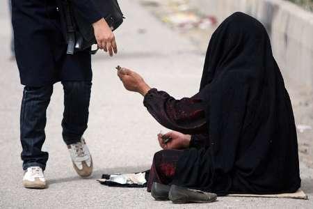 درآمد میلیاردی متکدیان تهرانی دروغ یا واقعیت؟