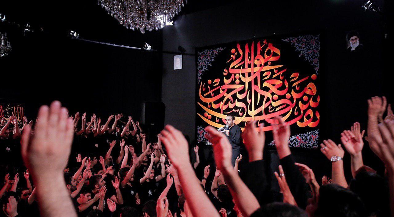 گلچین مداحی شب اول محرم با نوای حنیف طاهری+دانلود