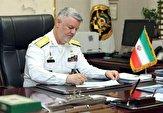 باشگاه خبرنگاران -فرمانده نیروی دریایی ارتش سالروز پدافند هوایی را تبریک گفت