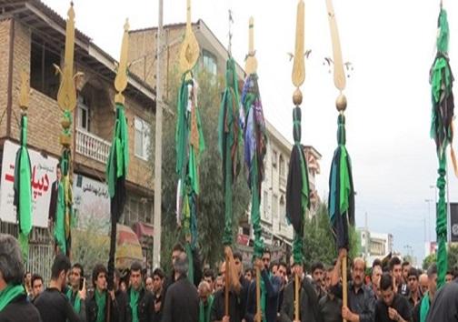 آیین بومی مردم خوزستان برای ماه محرم