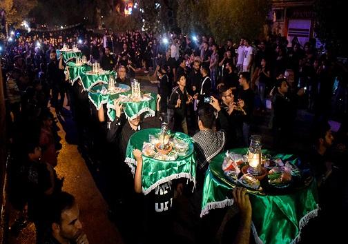 سوگواری مردم خوزستان در ماه محرم