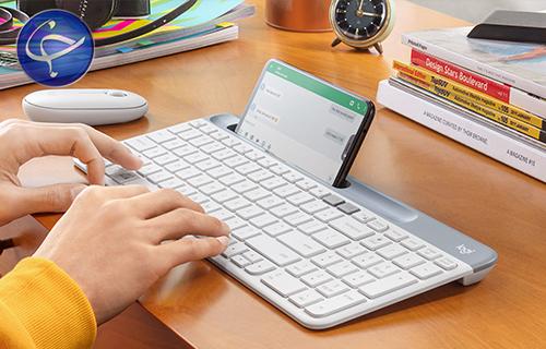 چگونه یک صفحه کلید را به تلفن هوشمند یا تبلت اندرویدی متصل کنیم