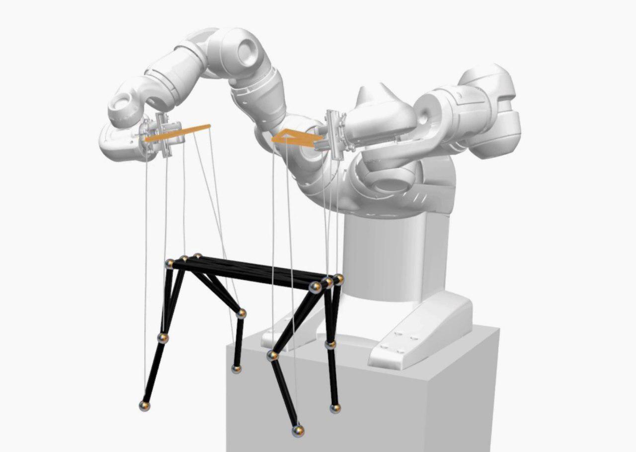 وقتی روباتها عروسکگردان میشوند