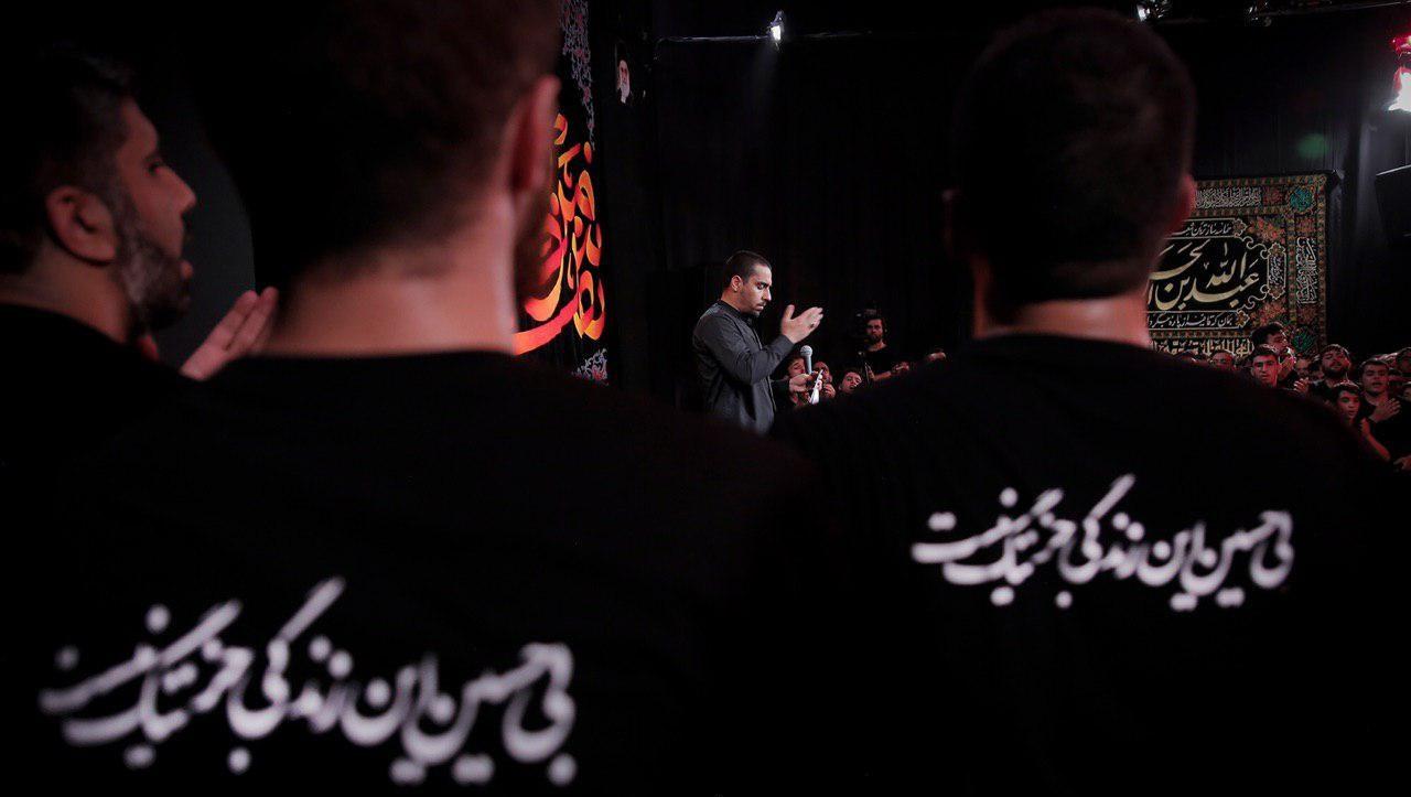 مداحی شب دوم محرم98 با نوای حنیف طاهری+دانلود
