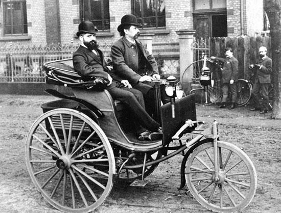 ۱۰ خودرویی که دنیا را تغییر دادند////گلی