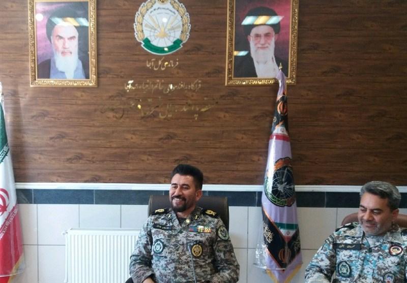 امنیت منطقه و کشور خط قرمز ماست / آسمان ایران برای دشمنان جهنم است
