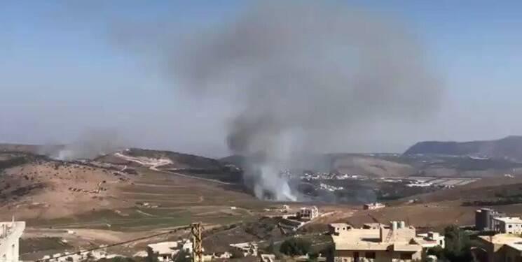 جزئیات عملیات حزبالله در الجلیل شمالی/ موشک مقاومت کدام خودروی زرهی صهیونیستها را منهدم کرد؟ + عکس