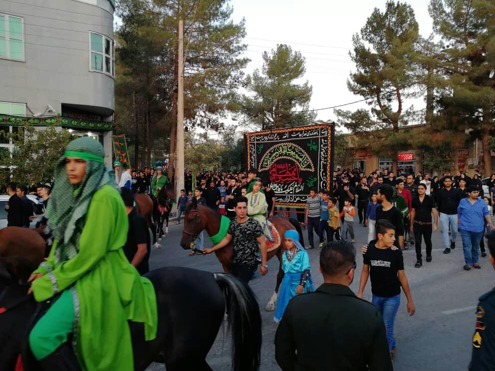 آیین عزاداری در استان کرمان