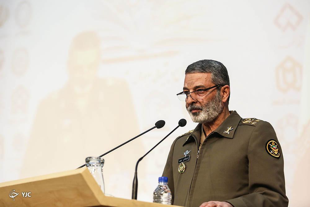 امنیت و آرامش بر مرزهای میهن اسلامی حاکم است