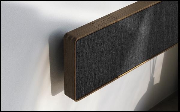 سوندبار B&O سیستم صوتی هماهنگ با سرویس موسیقی اپل و گوگل
