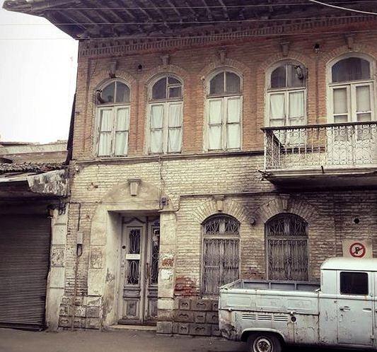 خانه تاریخی - فرهنگی شفیعی رشت ثبت ملی می شود