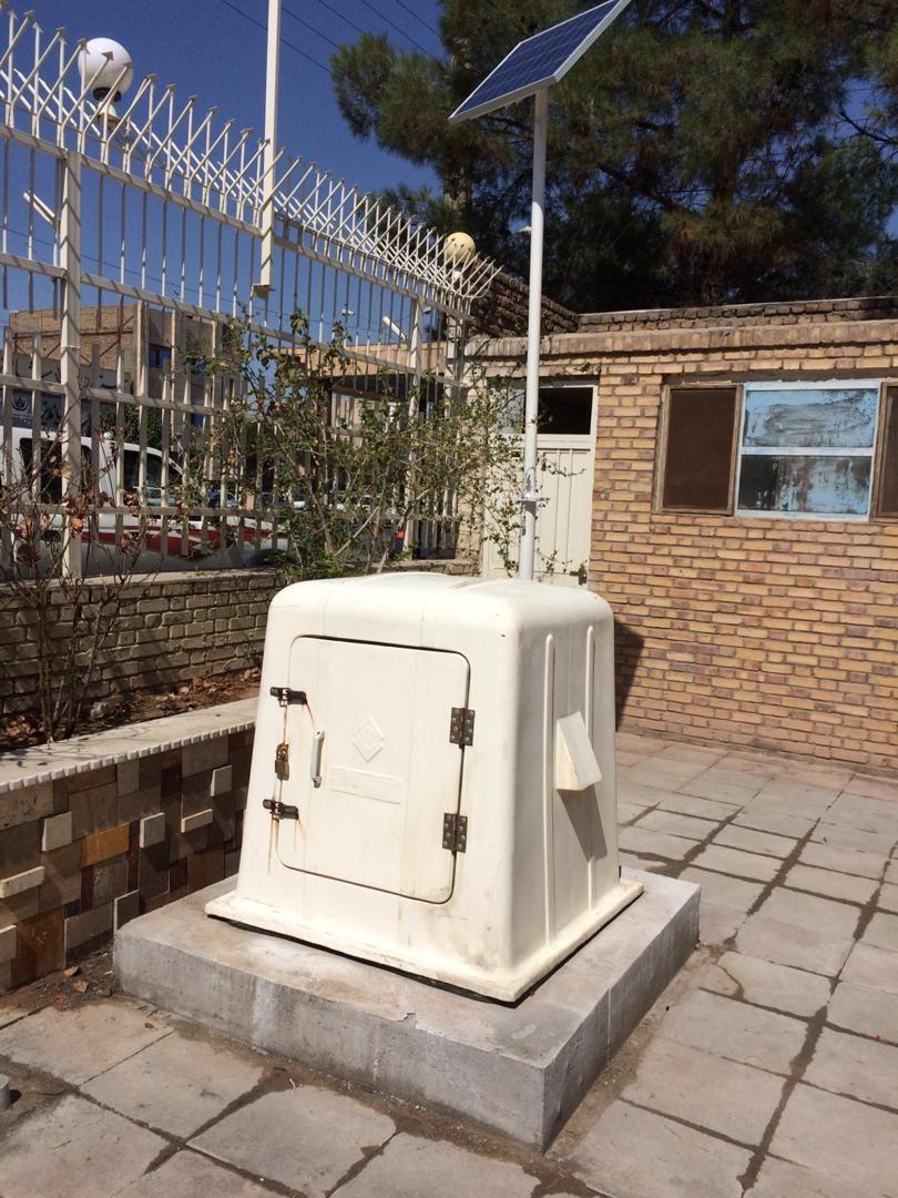 بهره برداری از دستگاه شتاب نگار زلزله با مدرنترین تکنولوژی لرزهنگاری