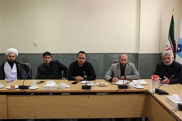 باشگاه خبرنگاران -تشکیل حلقههای معرفتی دانشجویان ایرانی و خارجی در موکبهای دانشجویی