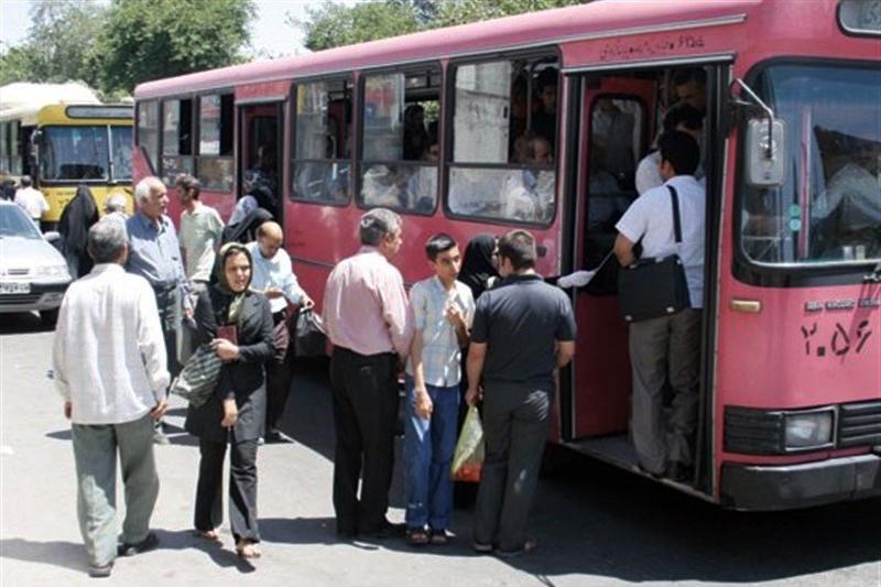 برخی خطوط اتوبوس به مینی بوس یا وَن تغییر می کنند