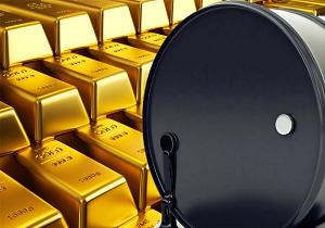 باشگاه خبرنگاران -افزایش بهای نفت و طلا در بازارهای جهانی
