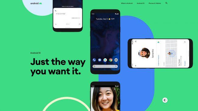 نسخه دهم اندروید امروز برای گوشیهای پیکسل گوگل عرضه میشود