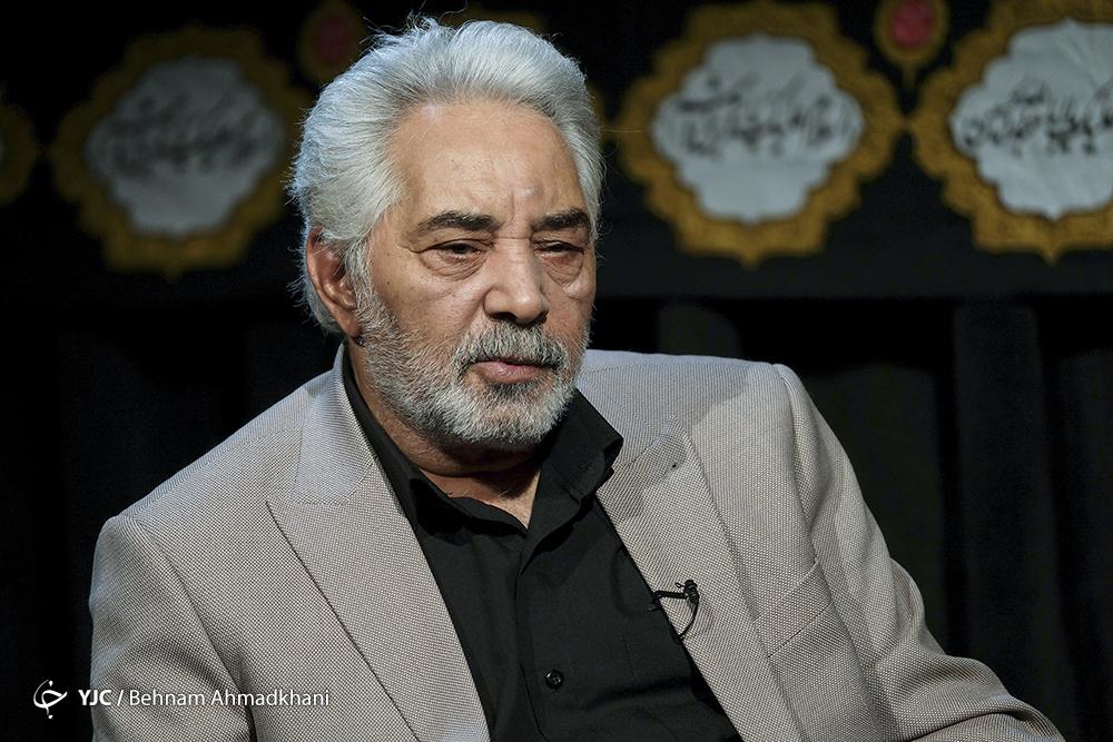 حاج محمد نوروزی در برنامه مثبت اشک