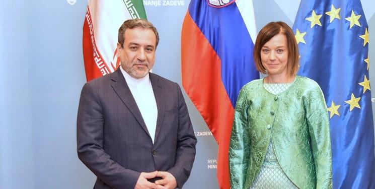 سومین دور رایزنیهای سیاسی ایران و اسلوونی در لوبلیانا برگزار شد