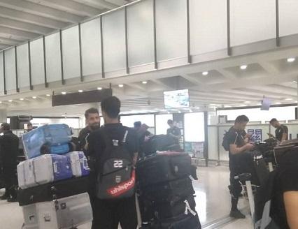تیم ملی فوتبال به هنگ کنگ رسید/ محل تمرینات شاگردان ویلموتس مشخص شد