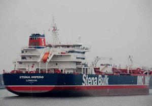 ۷ خدمه نفتکش انگلیسی، ایران را ترک کردند