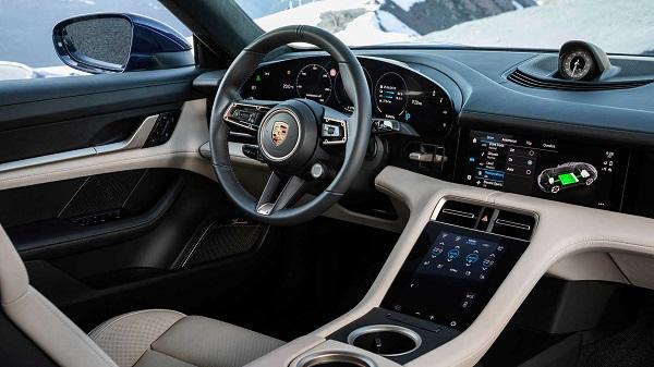 خودروی Porsche Taycan 2020، اتومبیل سوپرسدان تمام الکتریکی