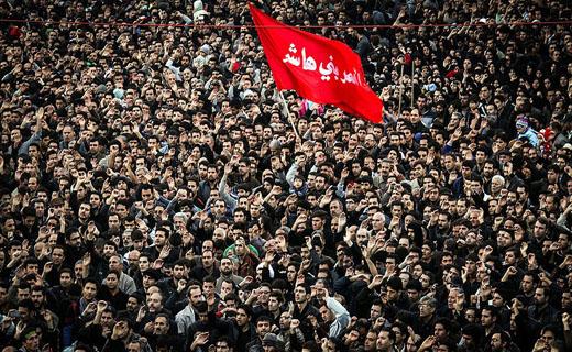 آیین عزاداری در کرمان