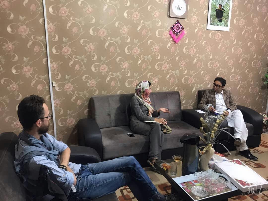 حضور بنیاد خیریه مفید در شهرستان نیکشهر